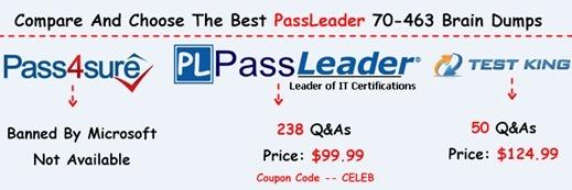 PassLeader 70-463 Brain Dumps[51]